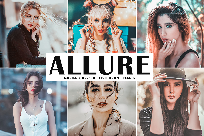 Allure Mobile & Desktop Lightroom Presets example image 1