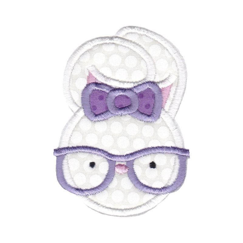 Easter Applique Too - 16 Machine Embroidery Designs example image 10