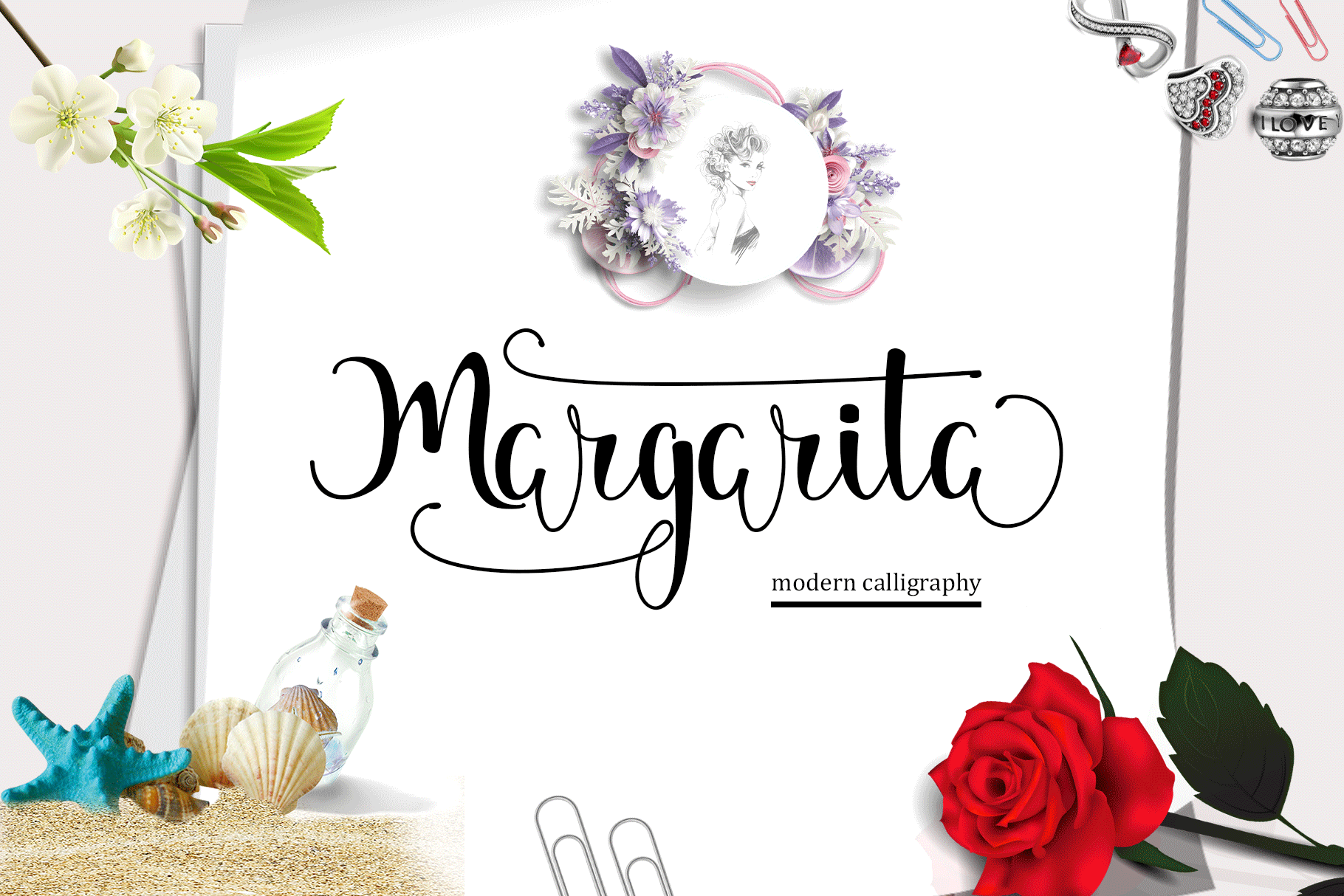 All Sweet & Scripty Fonts-For Only $8! example image 3