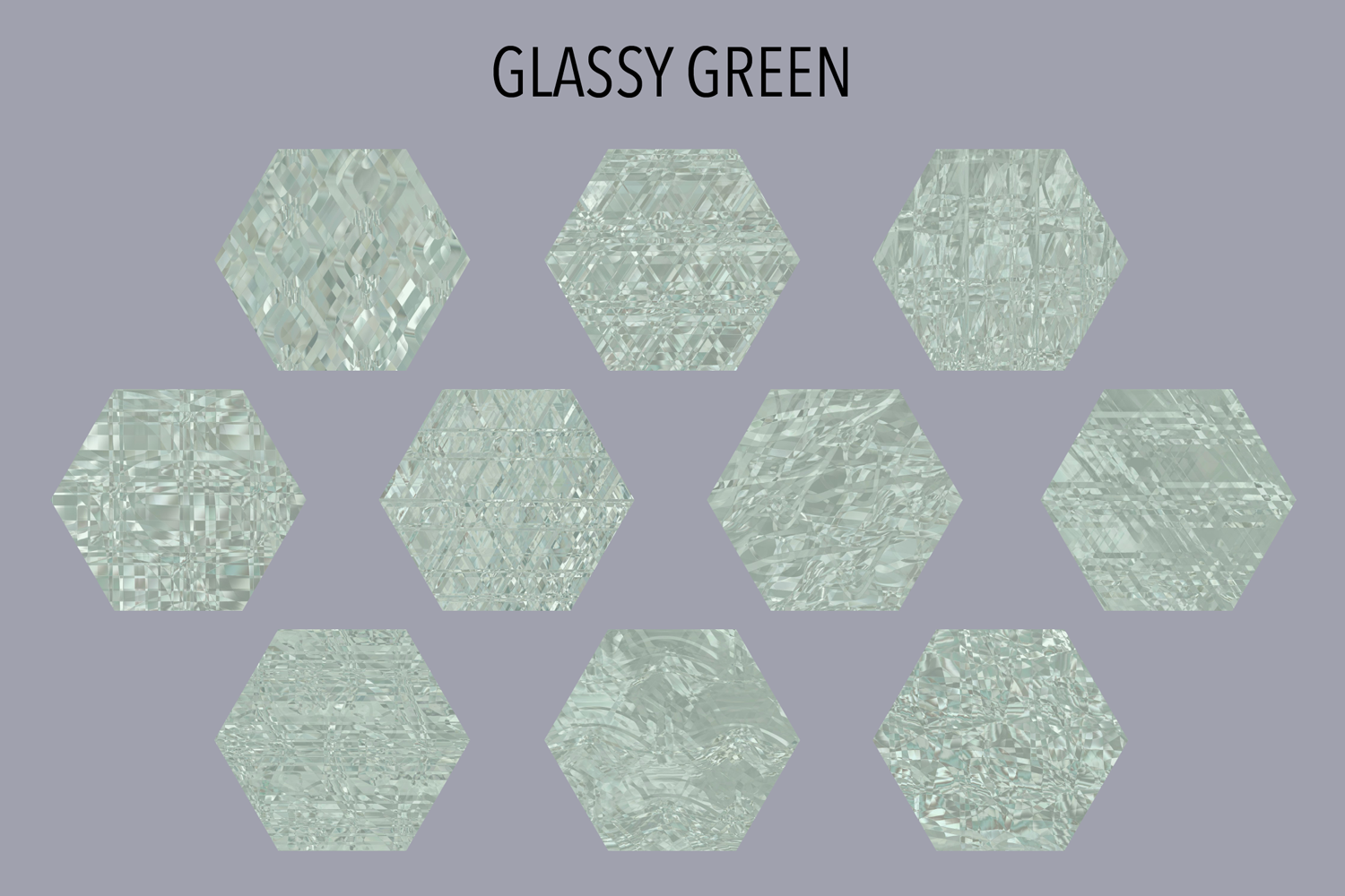 Glassy Textures example image 14