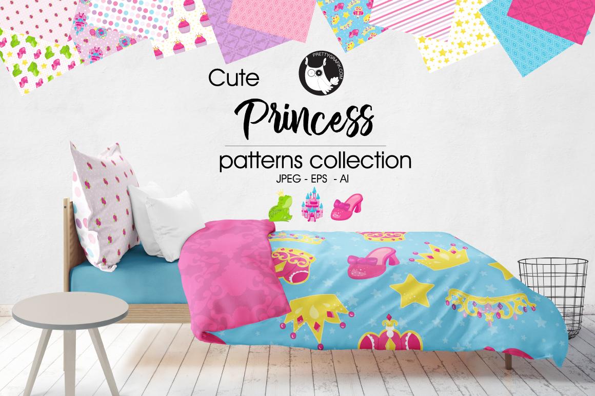 Princess princedigital papers example image 1