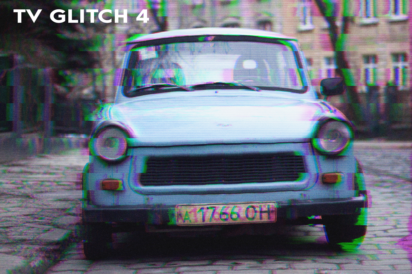 AL's Glitch TV Action Pack Vol. 1 example image 6