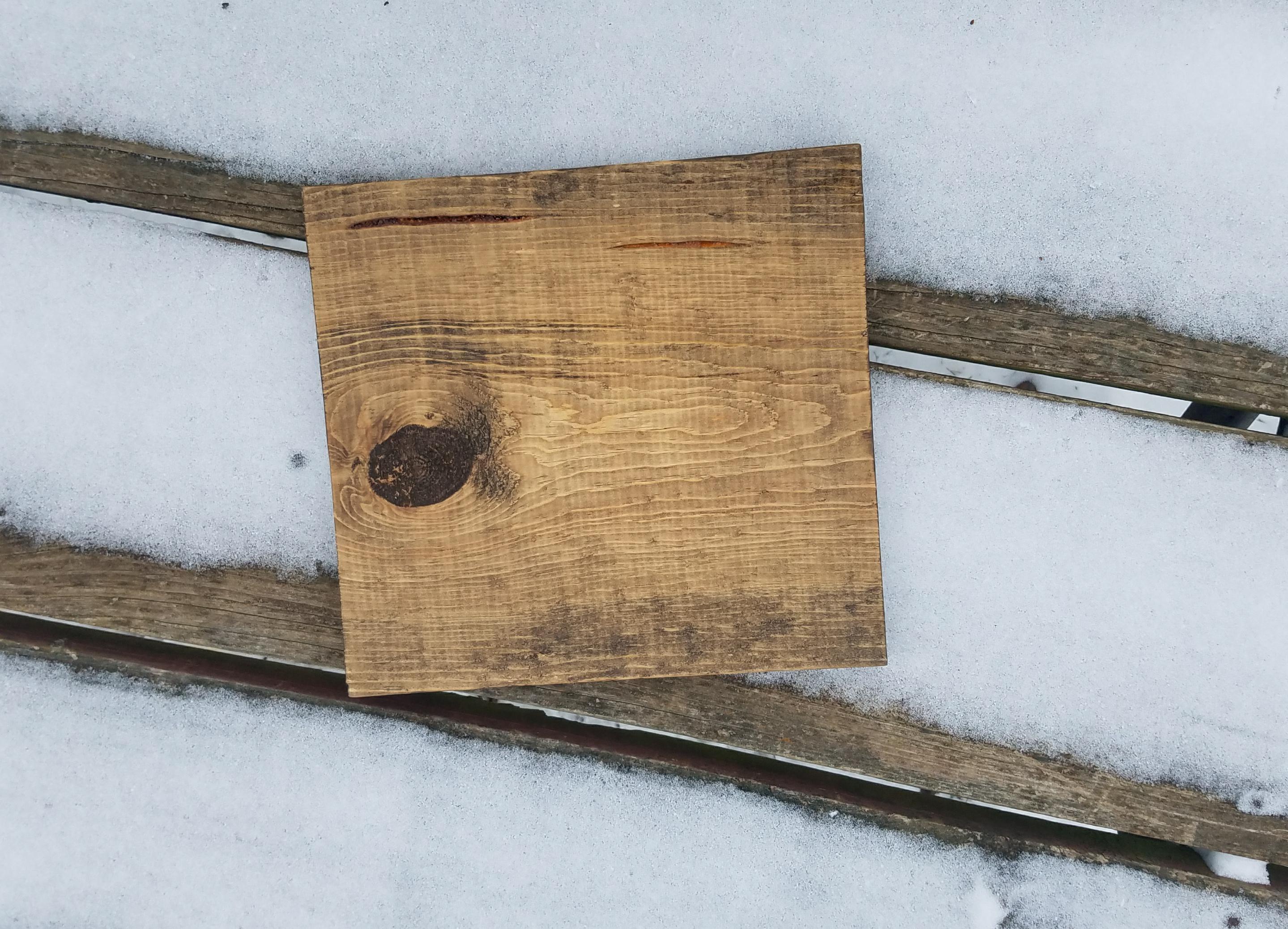 Wood sign Mockups example image 19