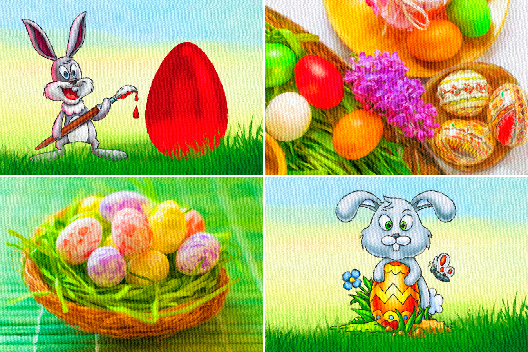 Easter Egg Mockups and Images example image 19