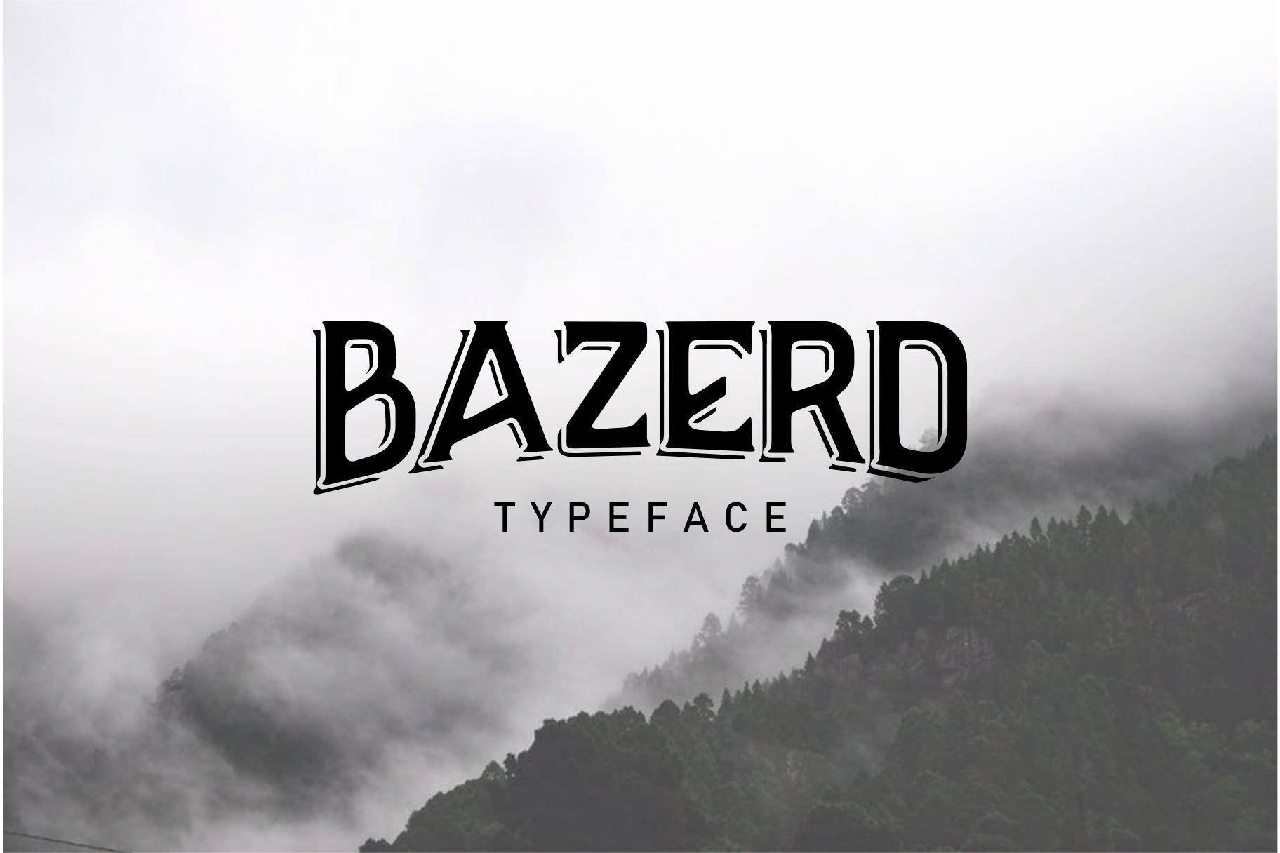 BAZERD example image 1