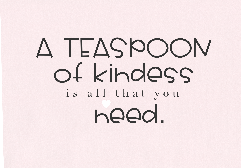One Teaspoon - Handwritten Font example image 4