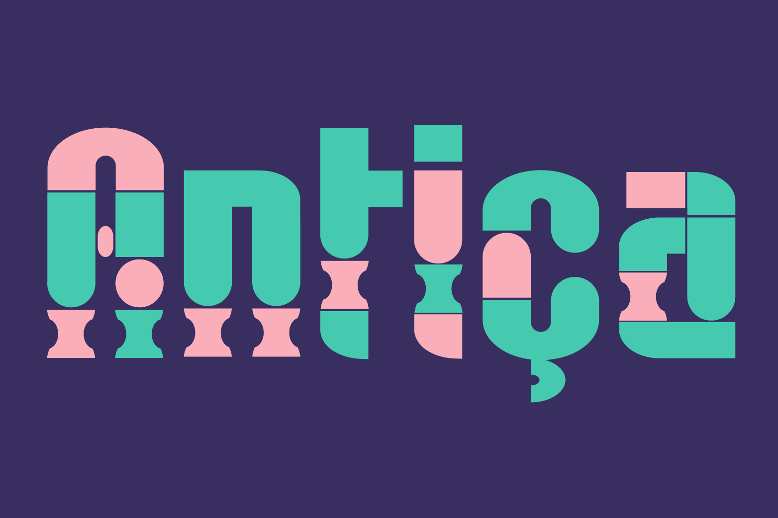 Antica Font example image 1