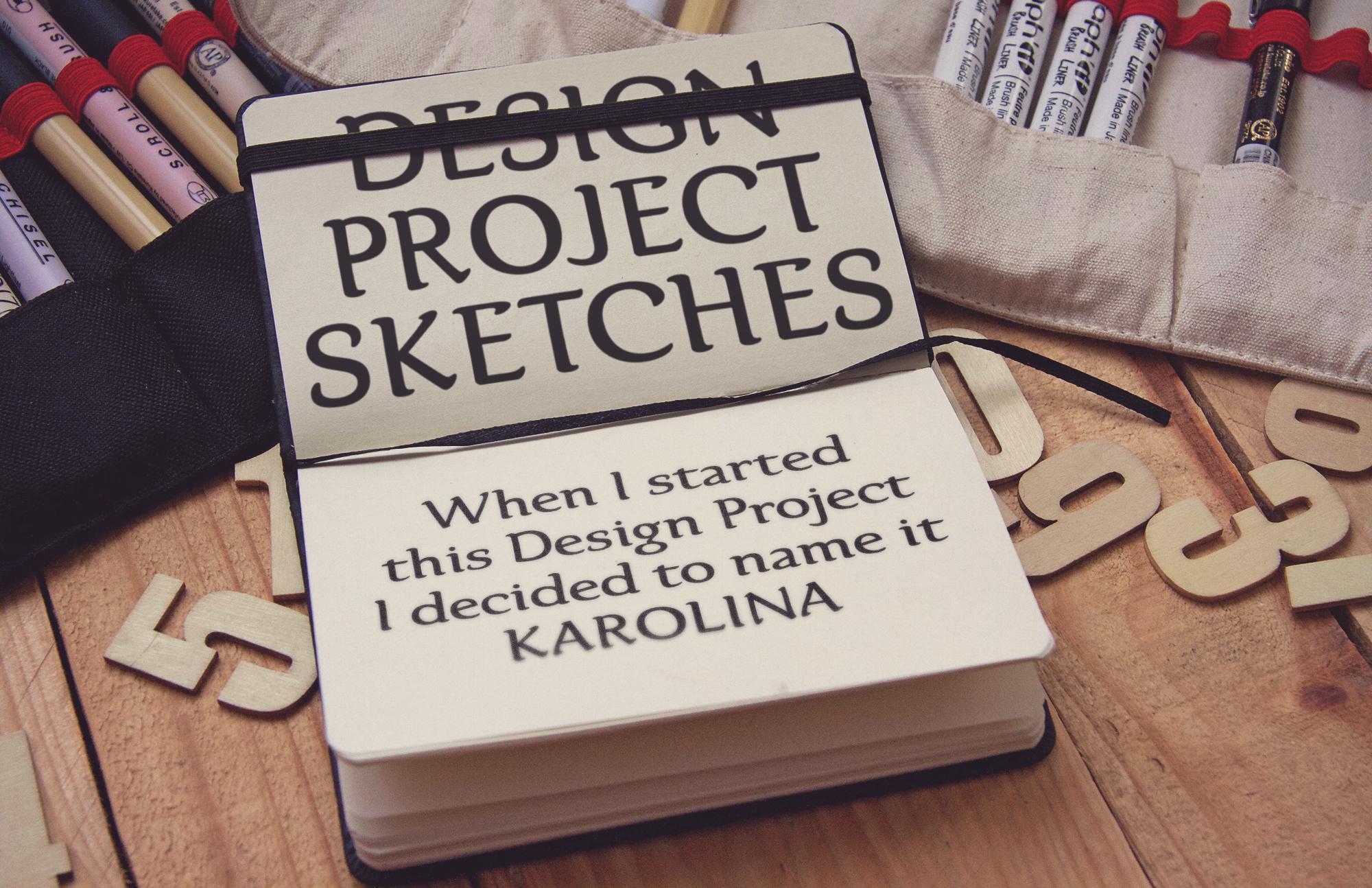 Karolina Serif Font example image 6