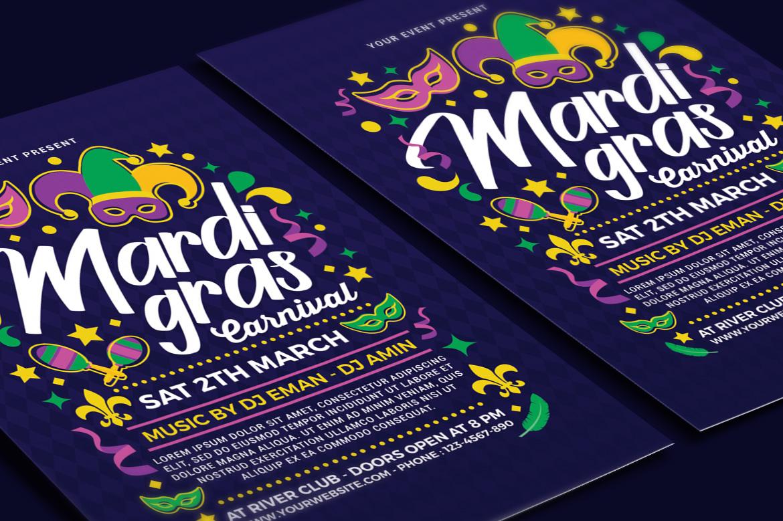Mardi Gras Carnival example image 3