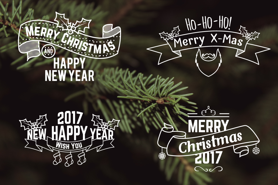 Christmas Bundle | Holiday Svg Crafters, cut files, svg png example image 8