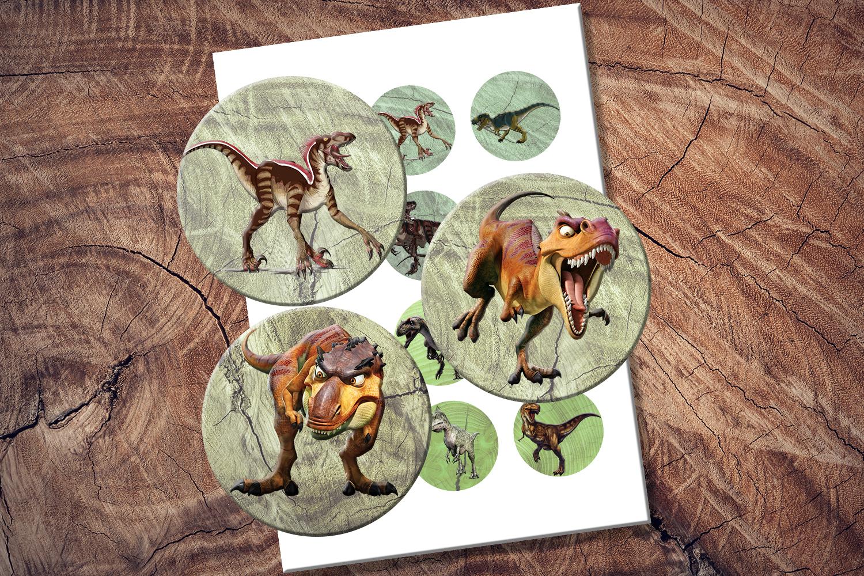 Dinosaurs, Bottlecaps, Pendants, Halloween sale, SALE OFF50 example image 2