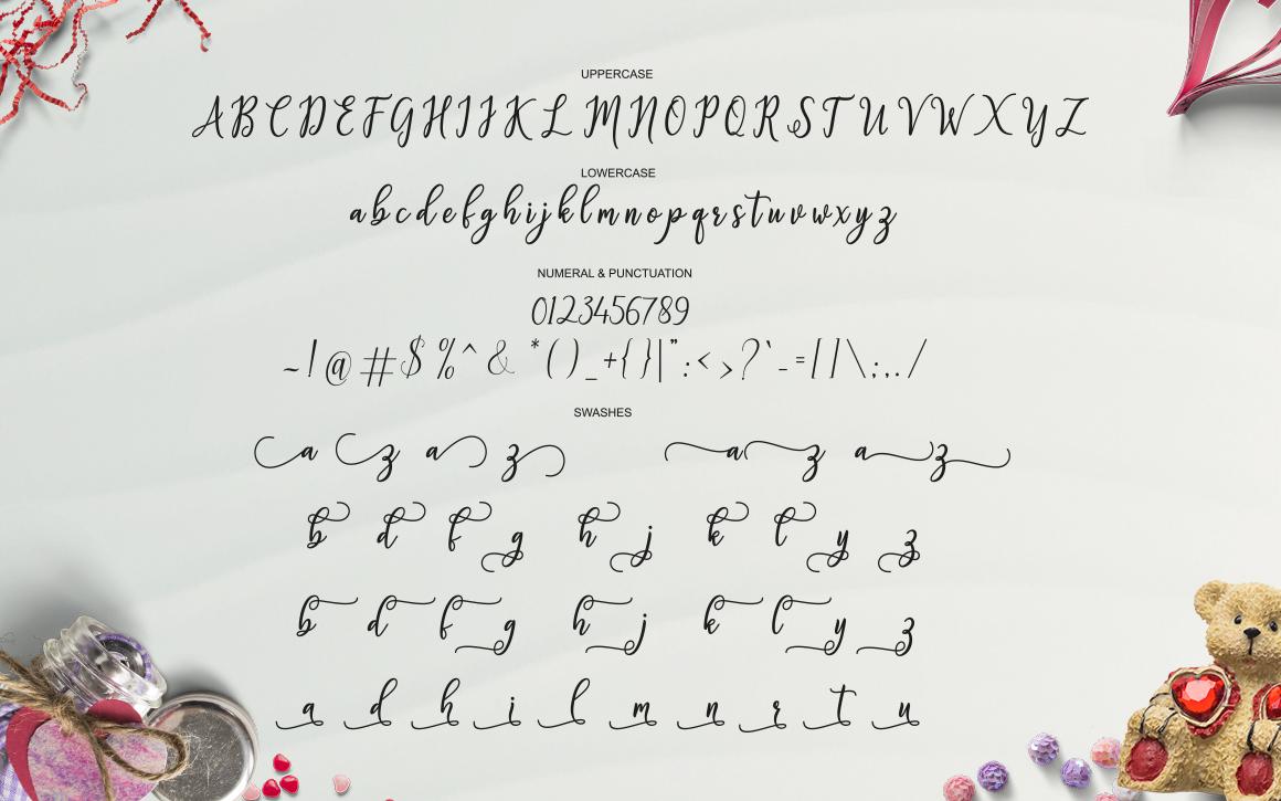 Fabulous Script example image 6