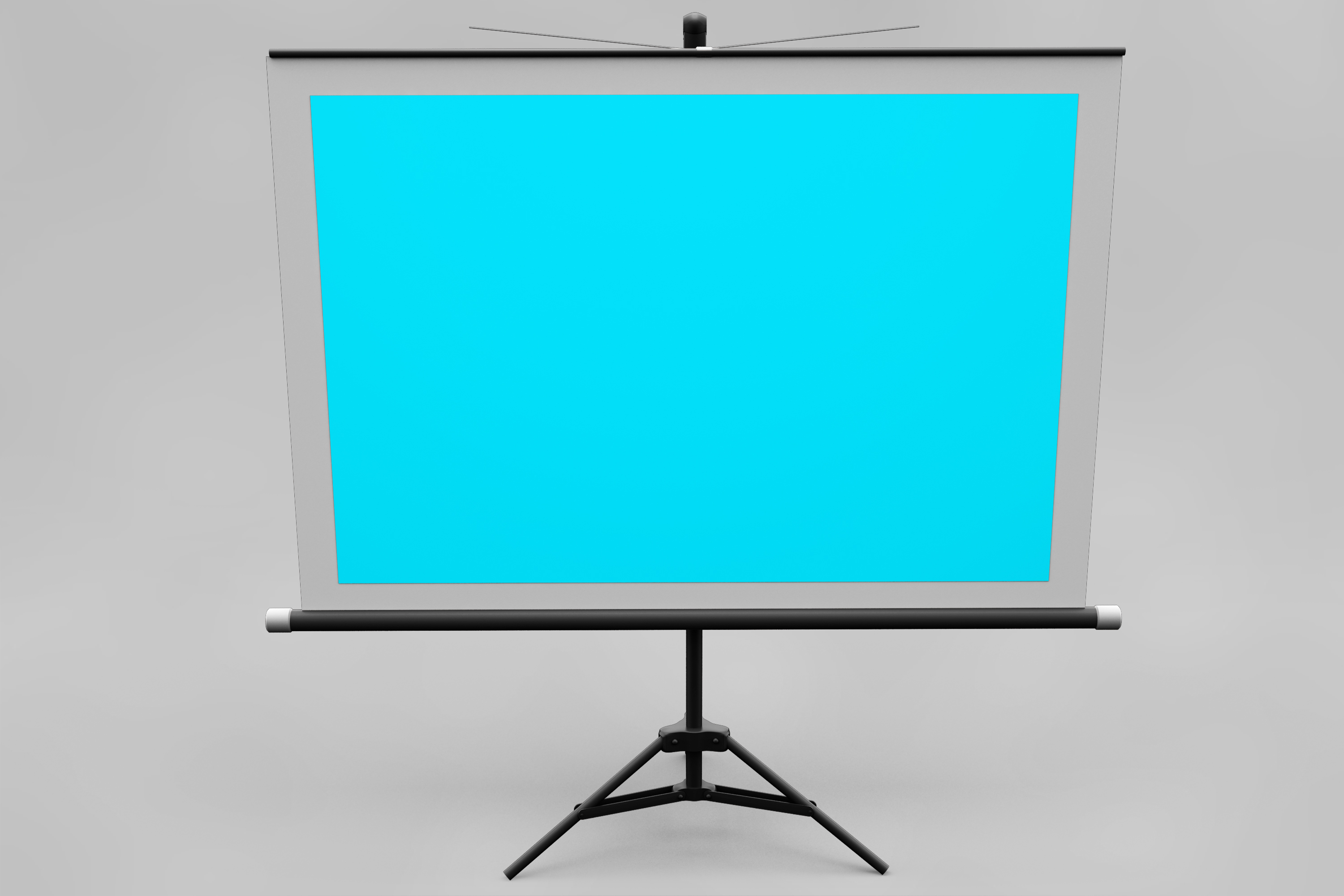 Projector Screen MockUp example image 7
