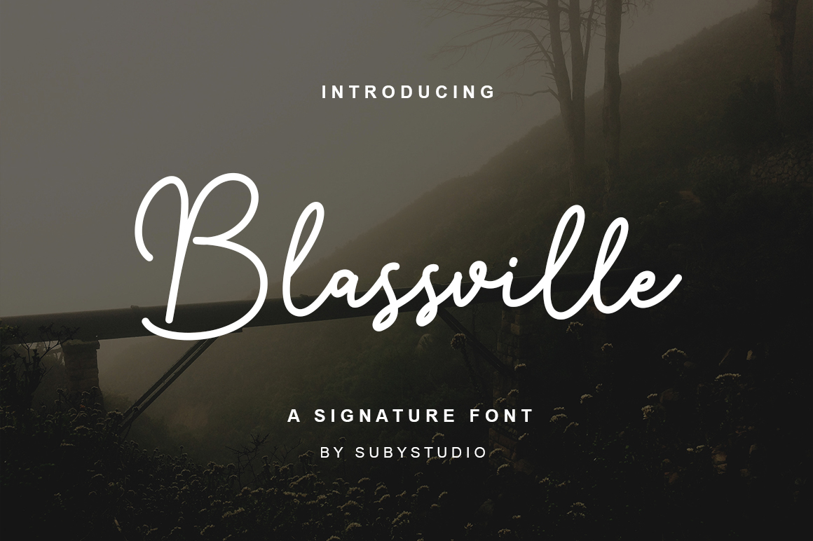 Blassville example image 1