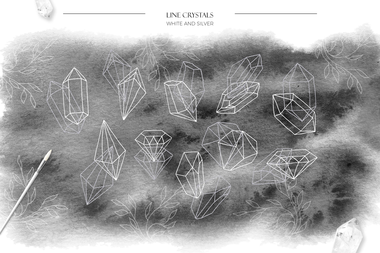 Mystic Artistic. Graphic Set example image 9