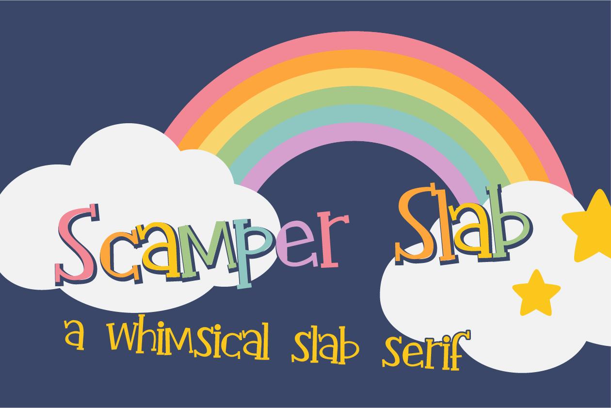 Scamper Slab example image 1