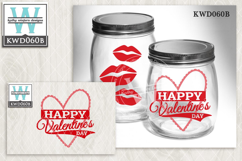 Valentines SVG - Valentines Bundle KWD060 example image 2