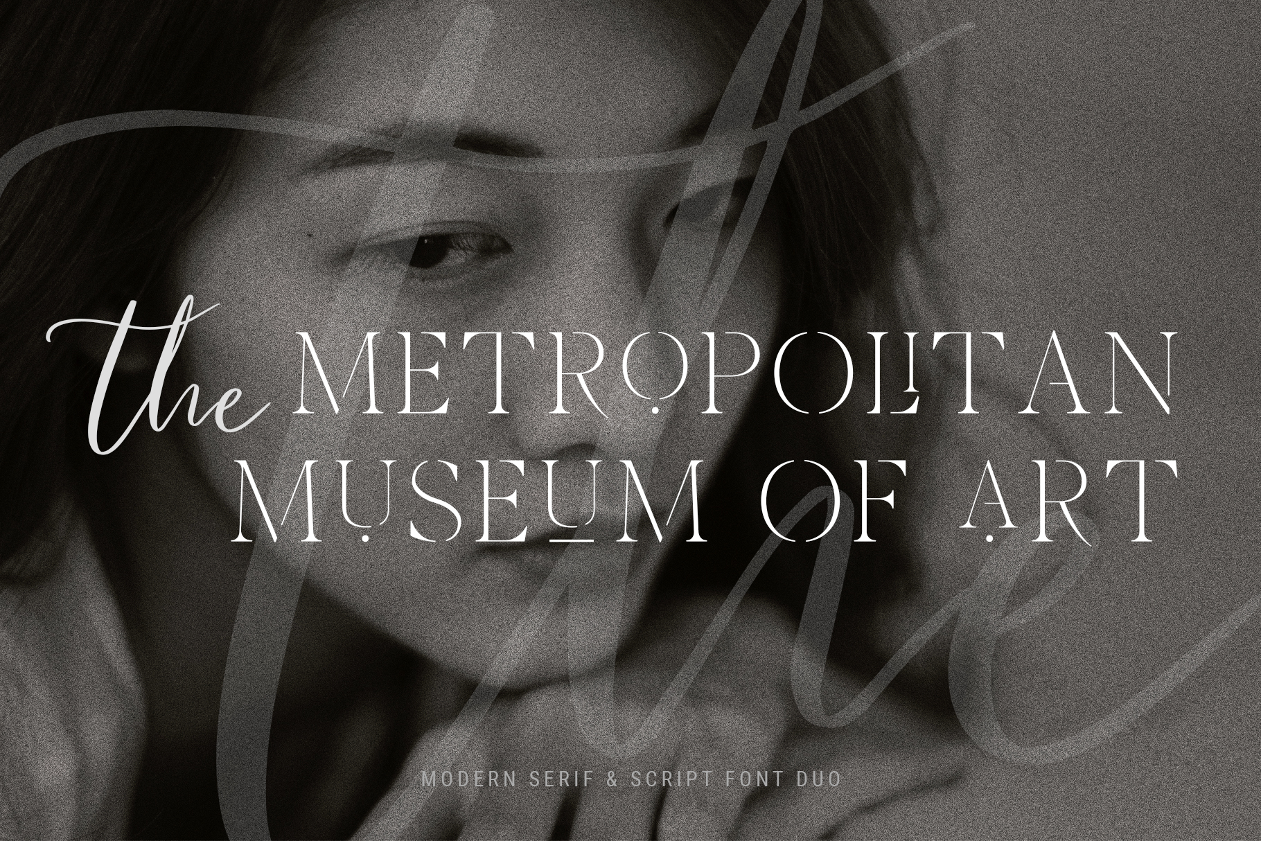 Verona Amore - Modern Serif & Script Font Duo & Extras example image 4