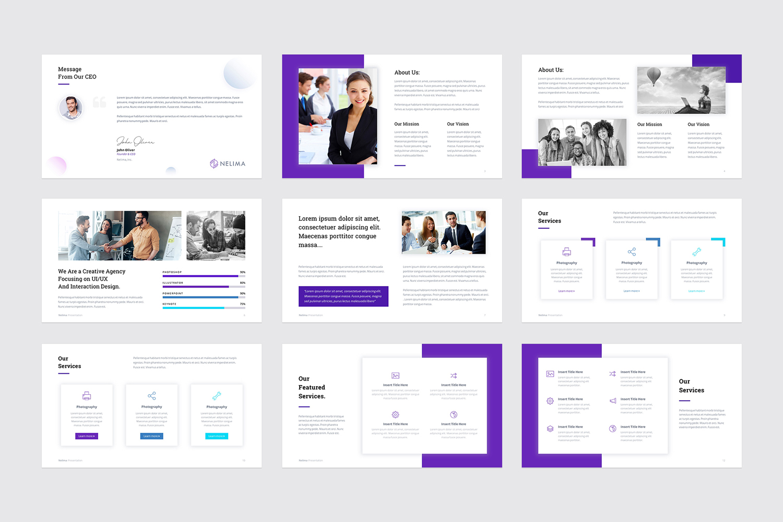 NELIMA PowerPoint Presentation example image 2