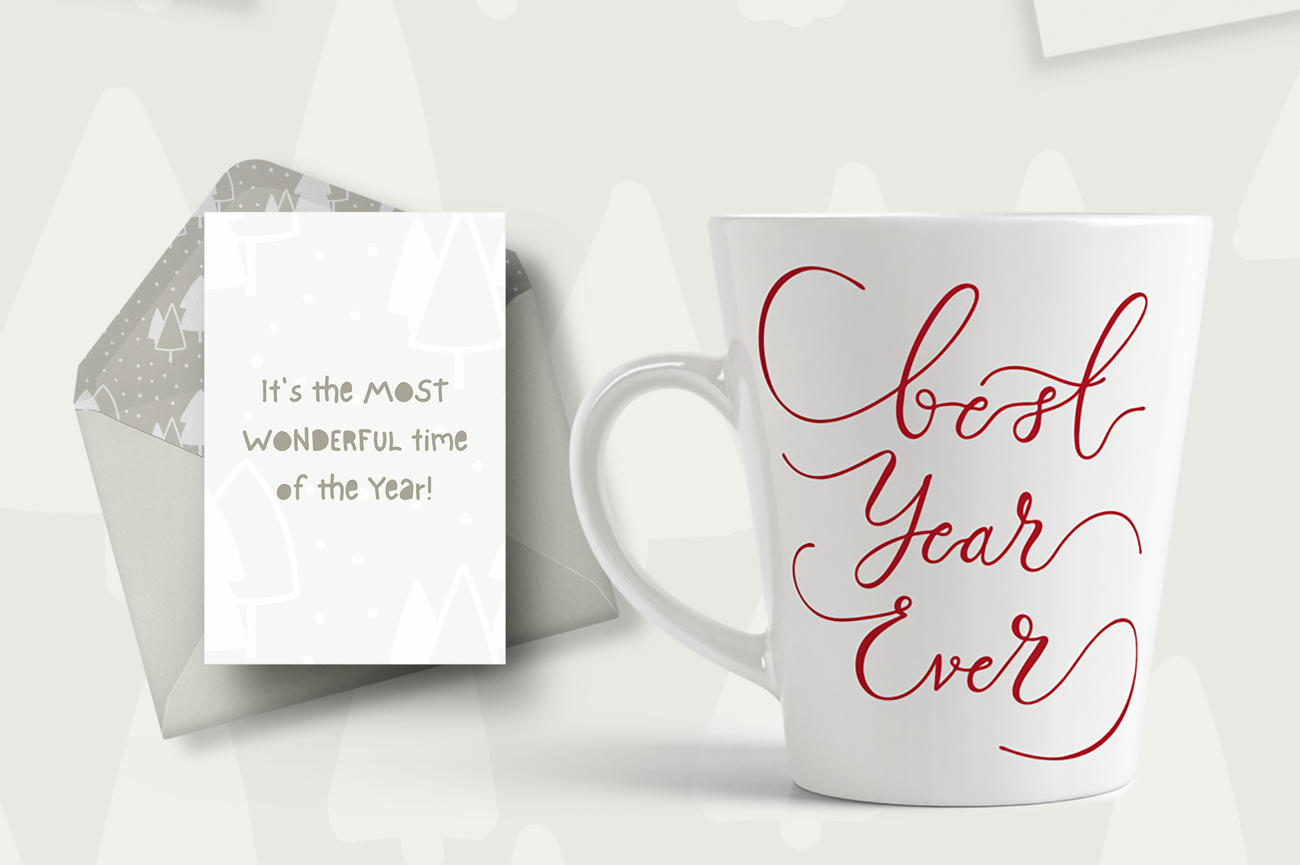 Sweet Christmas SVG Quotes example image 2