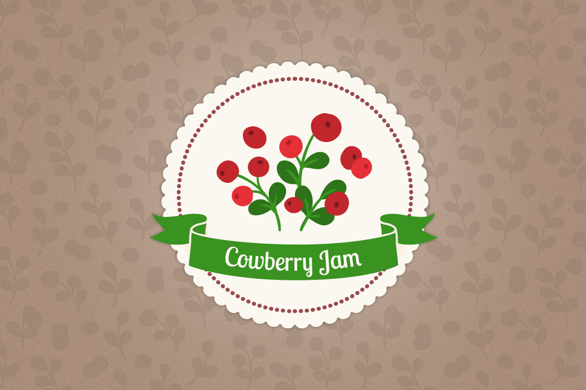 Cowberry Jam example image 3