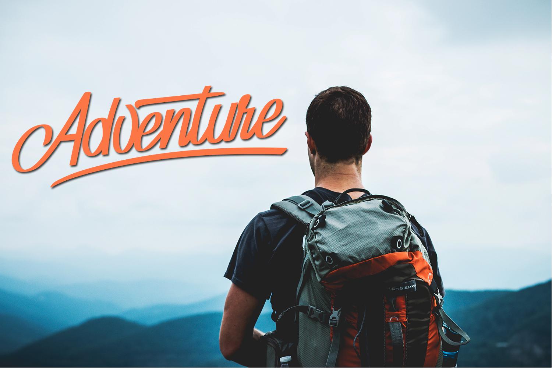 Adventure Typeface example image 4