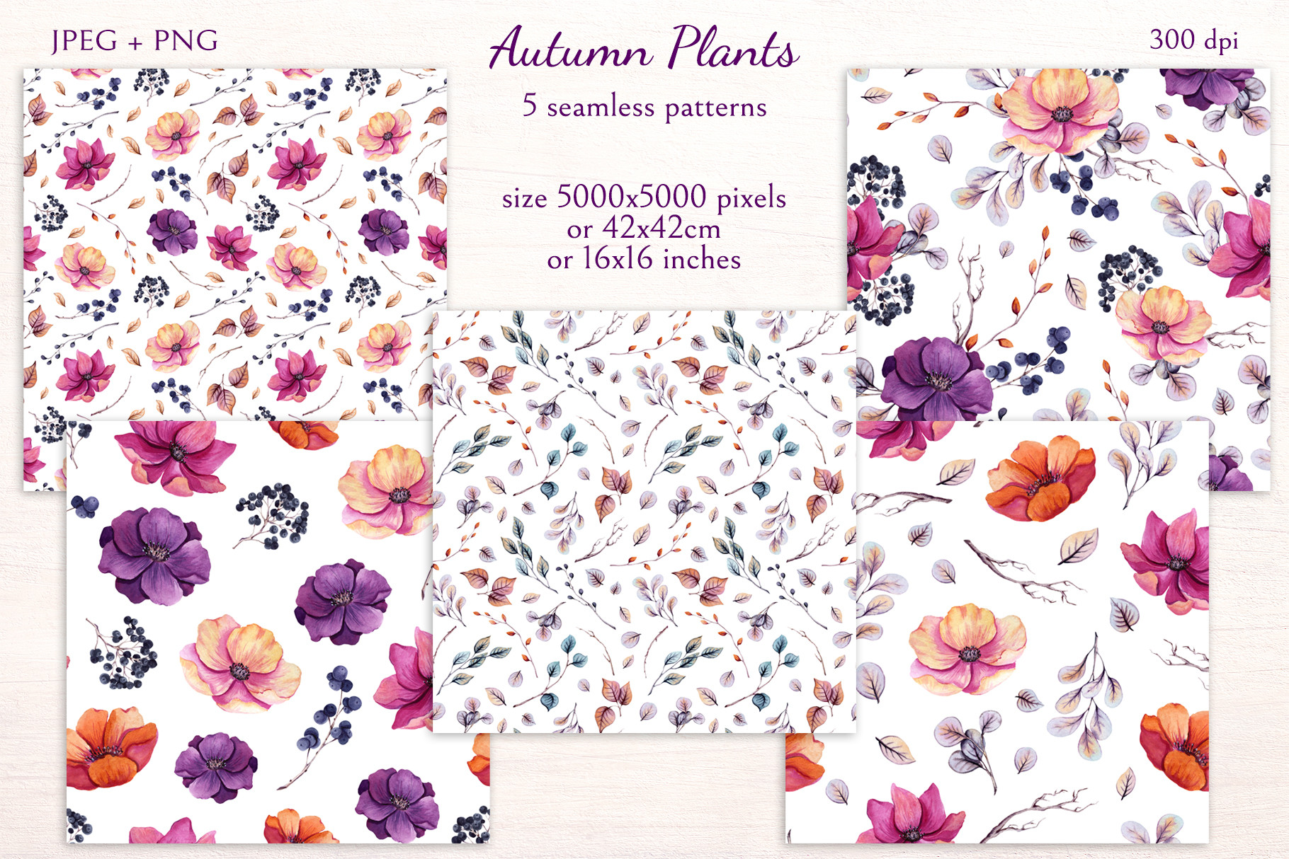 Autumn Plants example image 9