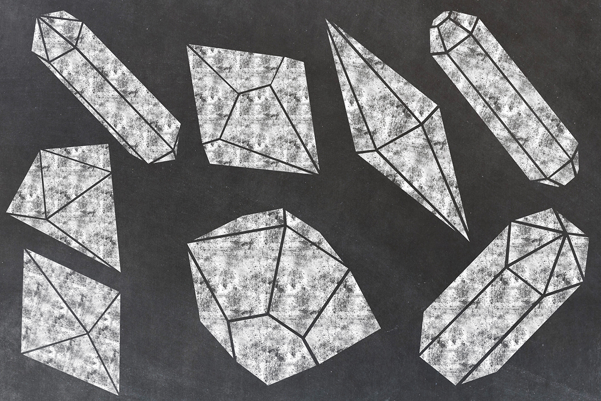 Chalkboard Crystals Collection example image 2