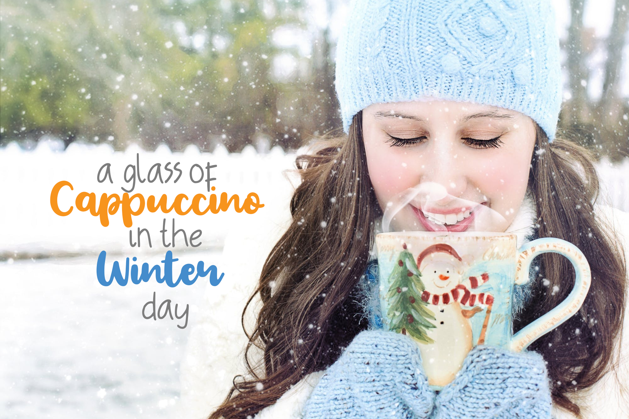 Special Winter 5 Font example image 4