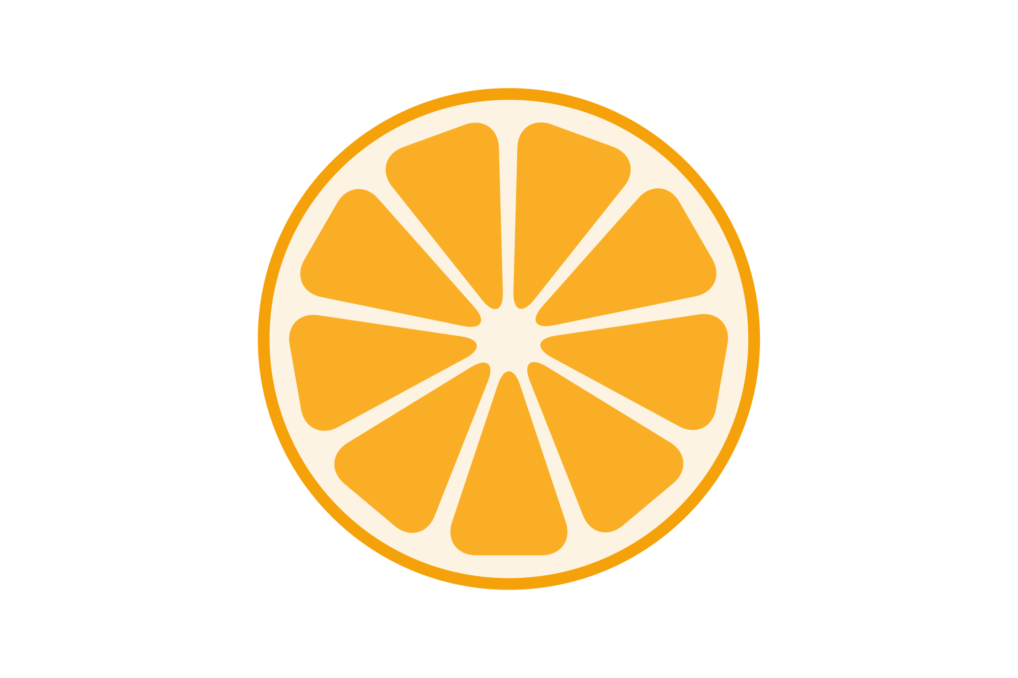 Collection of vector fruit icons example image 16