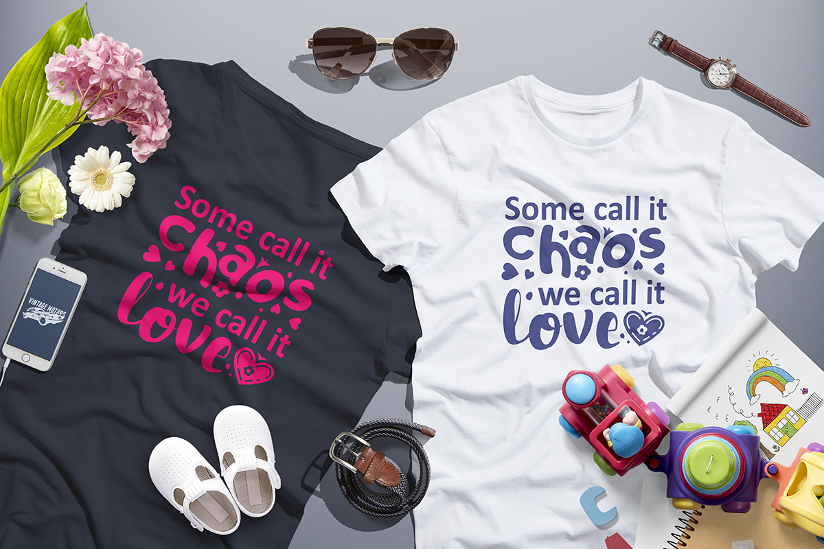 Love Family SVG Quote cut file example image 2
