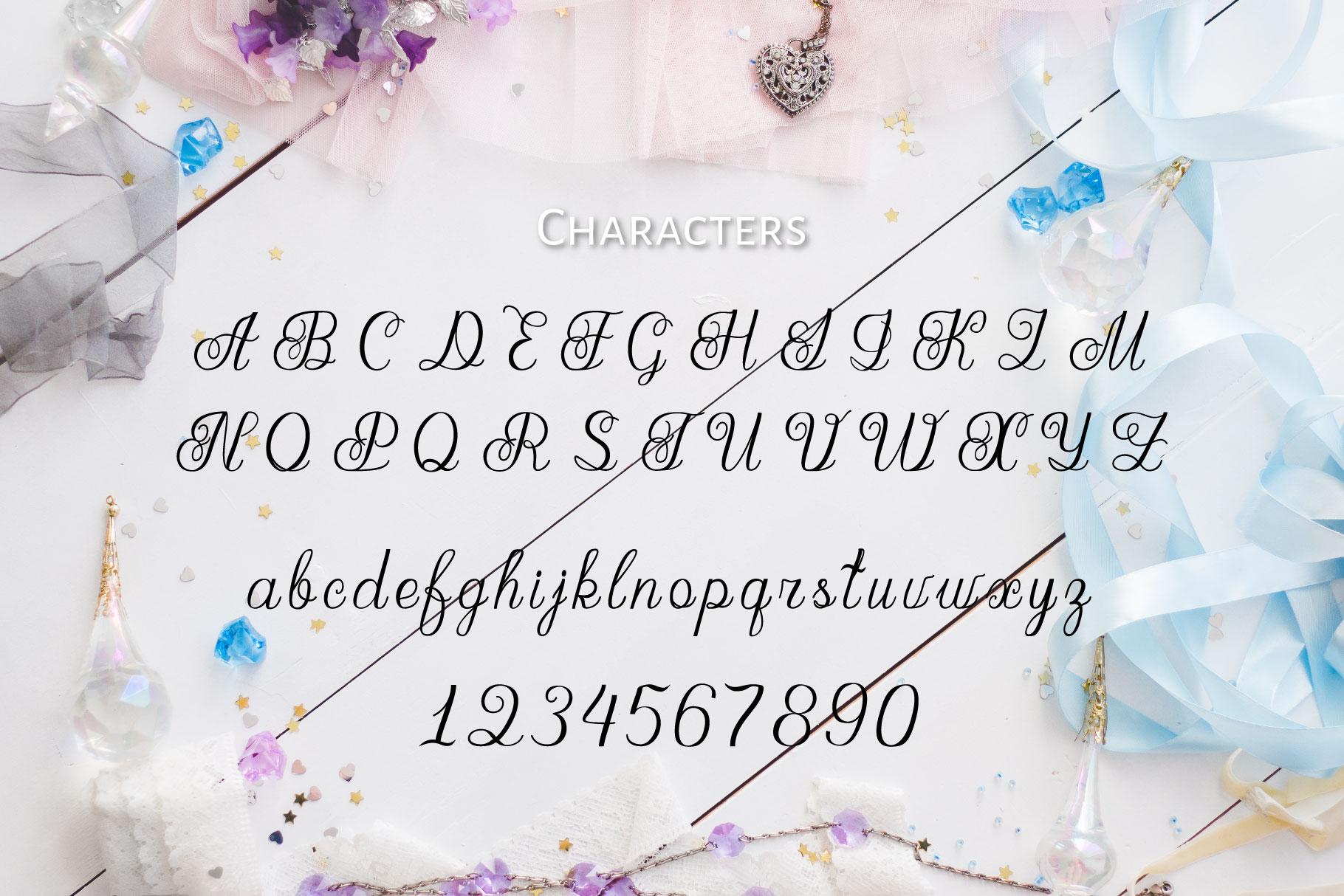 Maganda script example image 2
