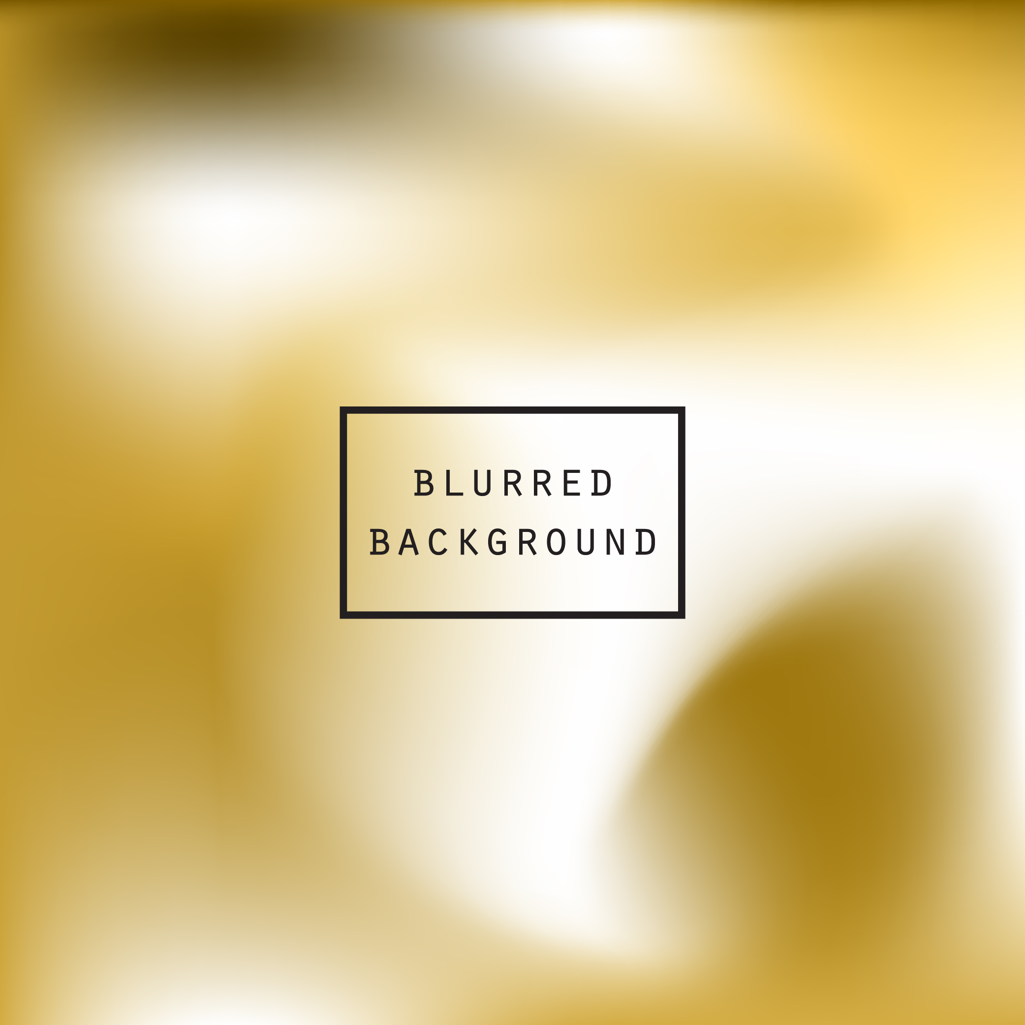 Blurred gold effect holographic gradient abstract background example image 7