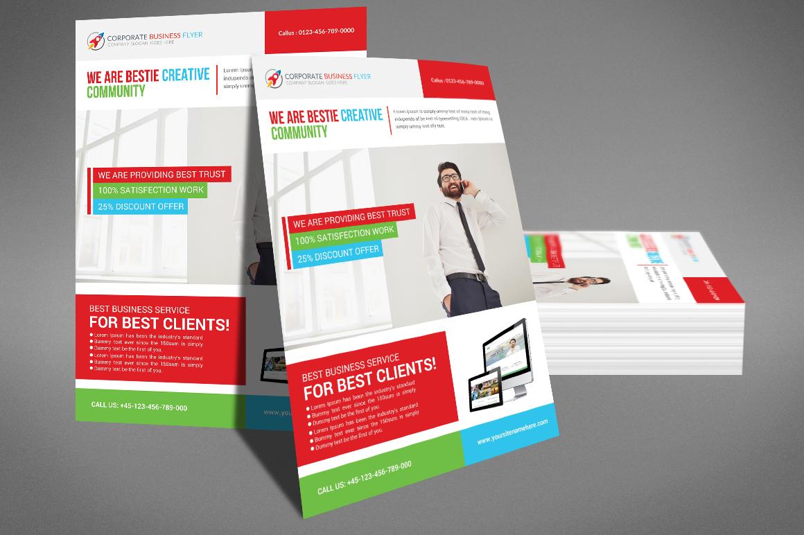 Creative Company Flyer example image 3