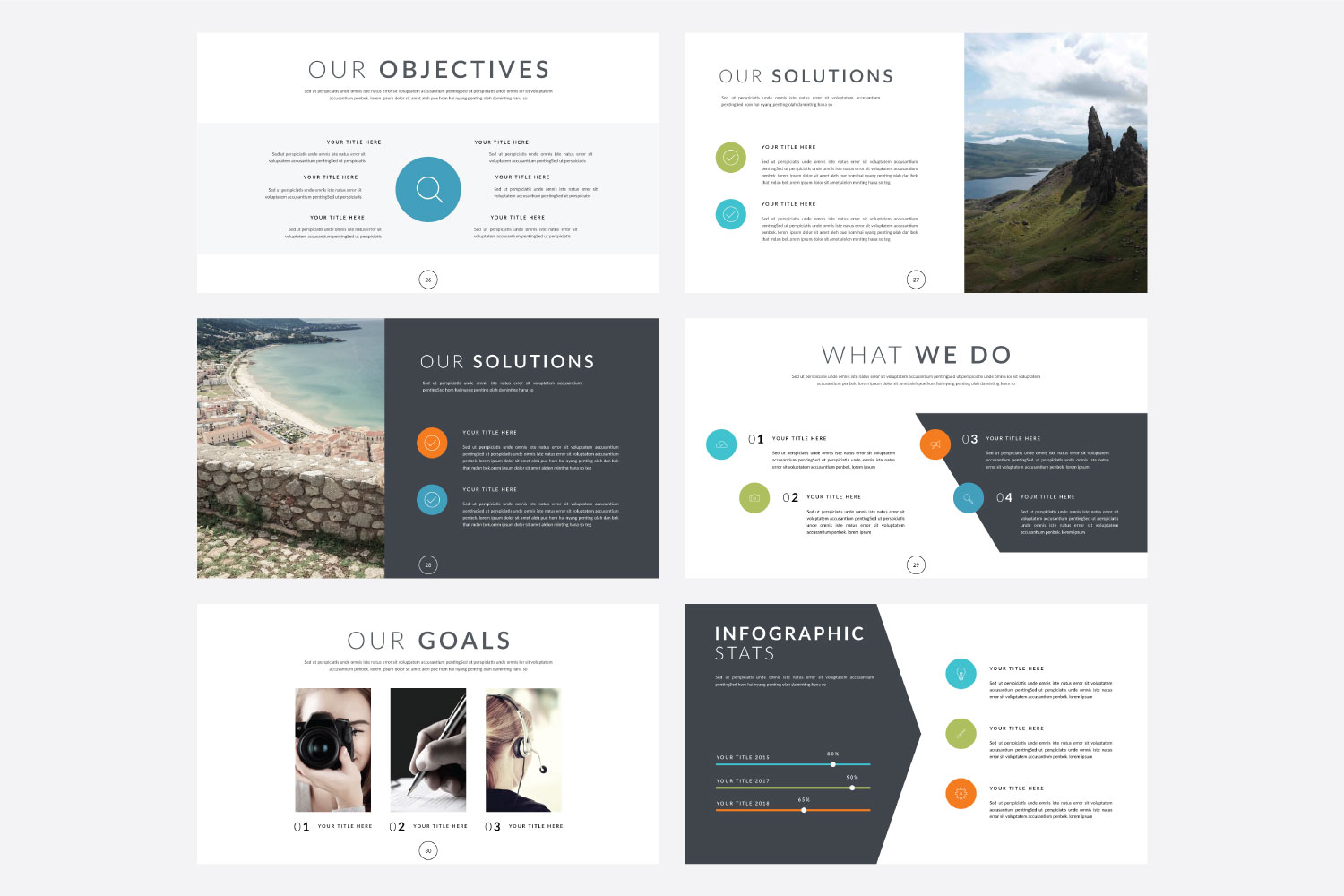 Phylox Powerpoint template example image 6