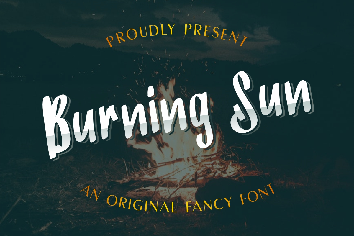 BurningSun example image 1