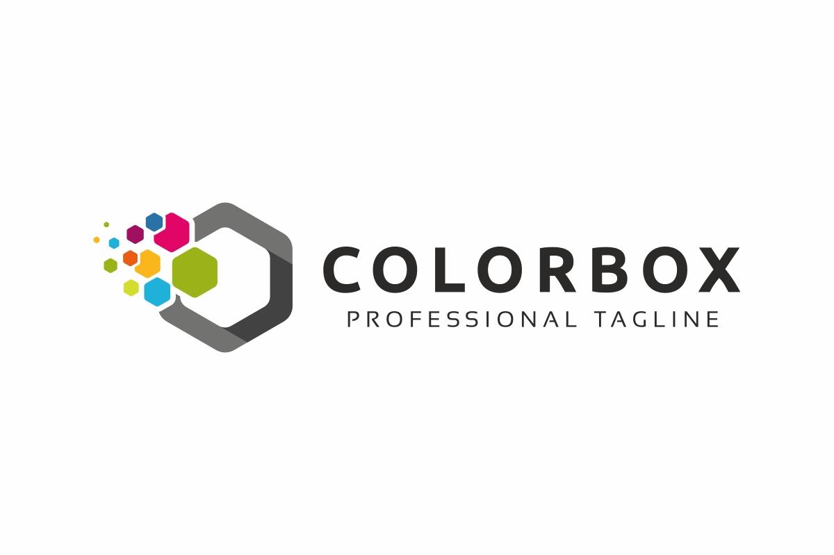 Colorful Box Logo example image 3