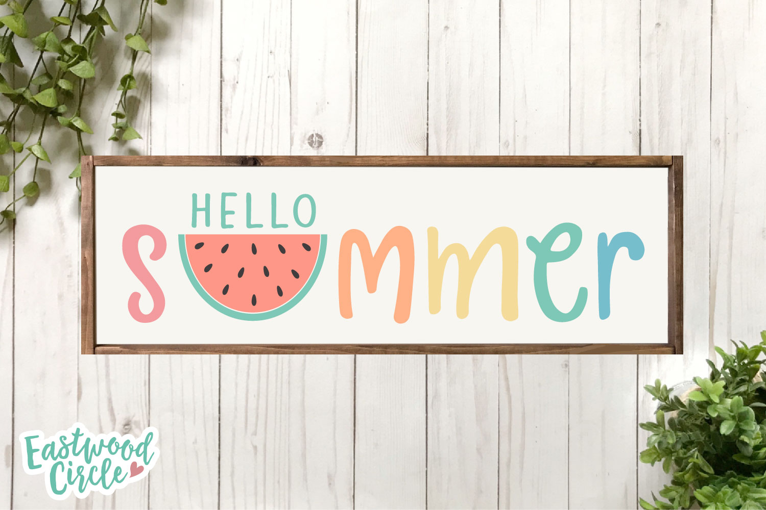 Summer SVG Bundle - Cut Files for Signs example image 7