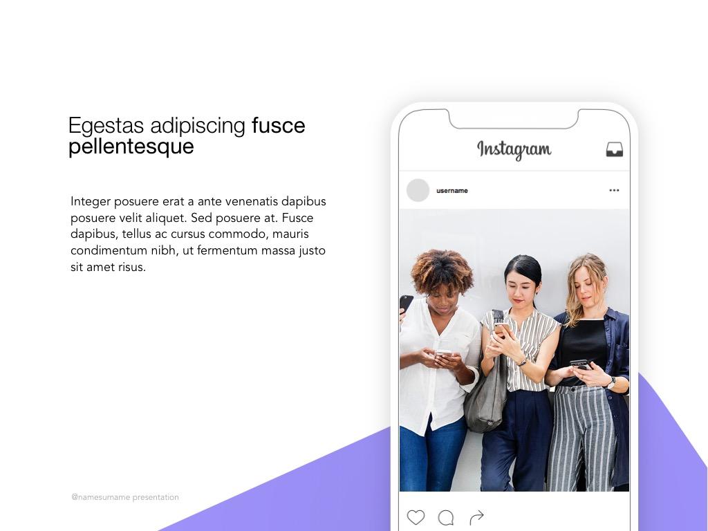 Influencer Marketing Google Slides Template example image 18