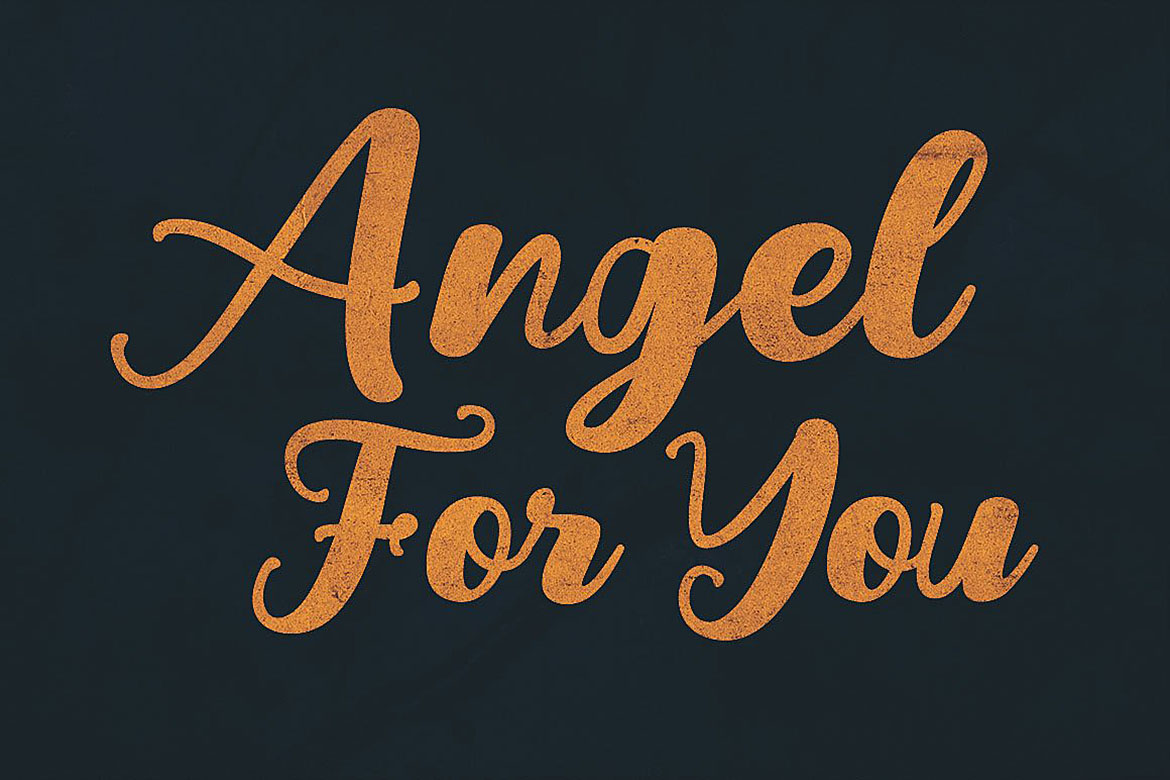 Youth Script Font example image 7