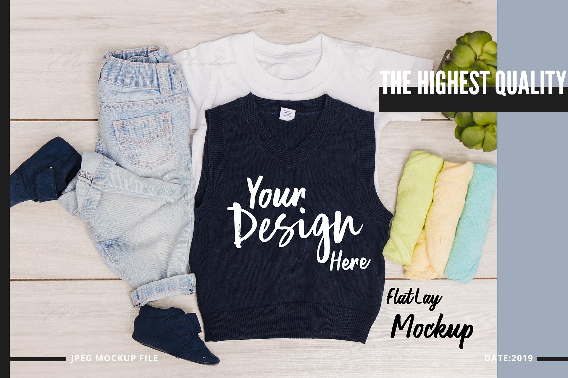 Neo T-Shirt Mockup Volume 24 example image 3