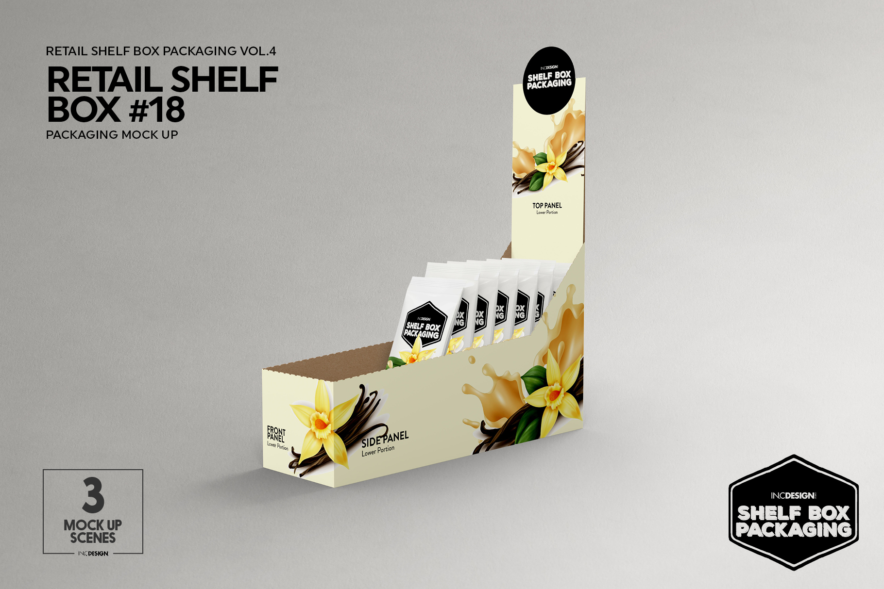 Shelf Box Packaging Volume 4 example image 8