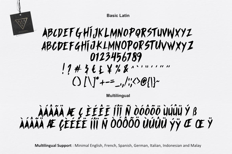 White Rabbit Font example image 2