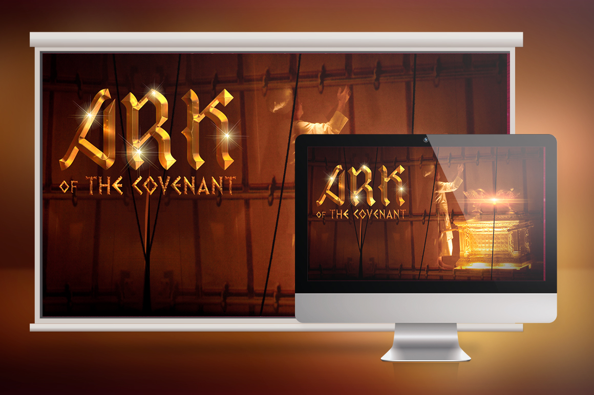 Ark of The Covenant Slide Template example image 1