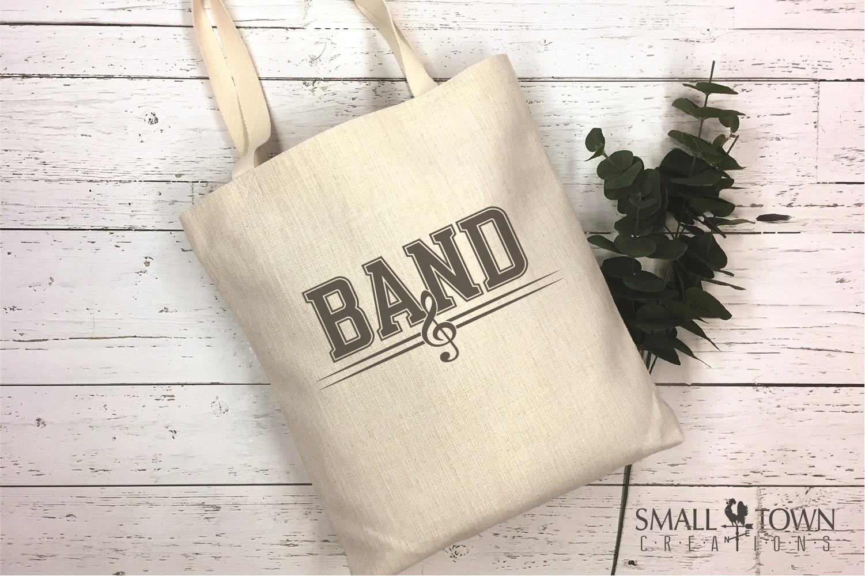 Band, Band logo, Muscial Note, PRINT, CUT & DESIGN example image 4
