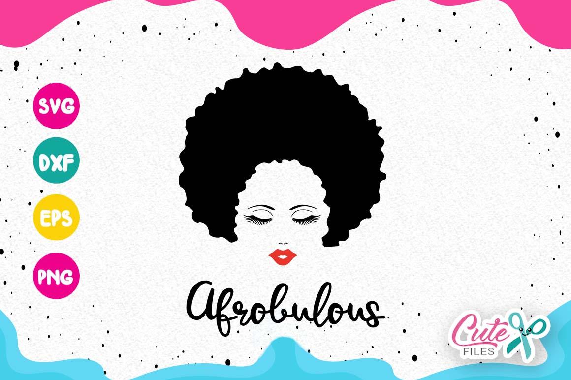 Fabulous Eyelashes, lips, lashes, face SVG example image 1