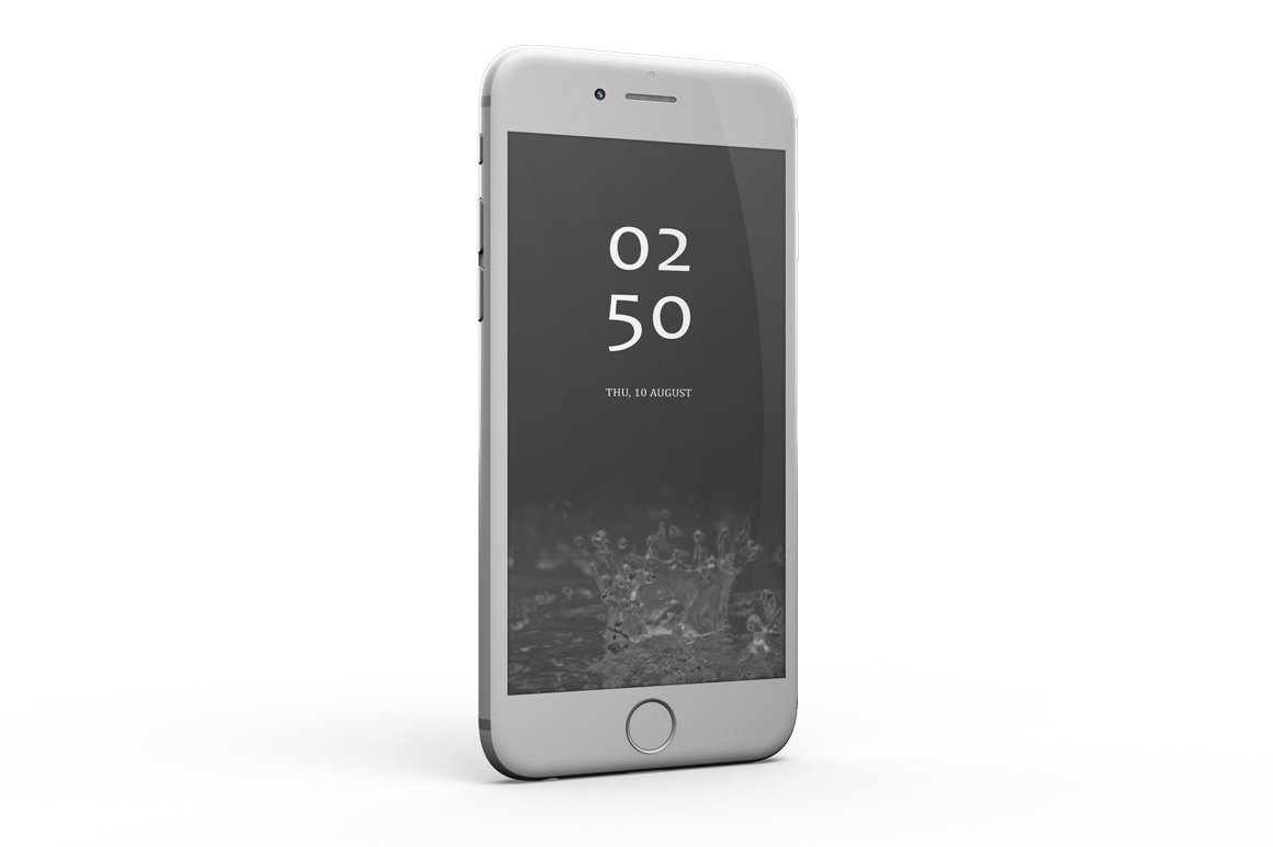 Apple iPhone 6s MockUp example image 6