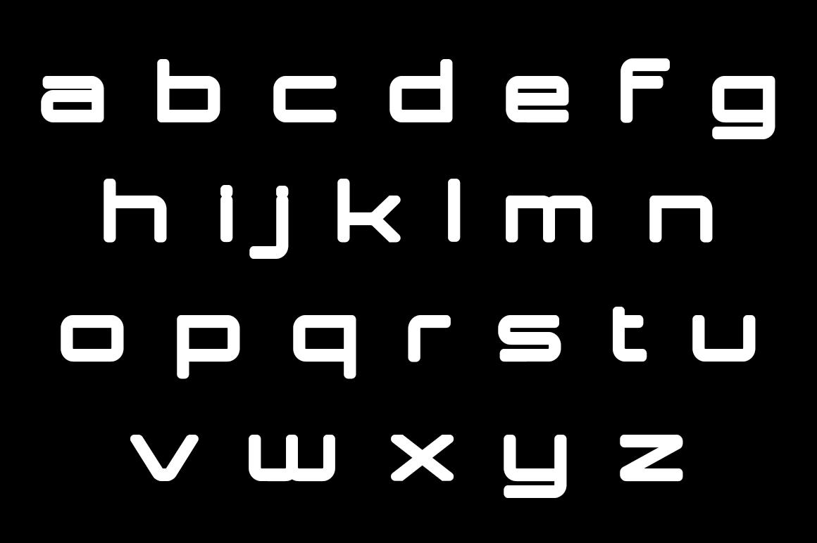 Faldano Font example image 3