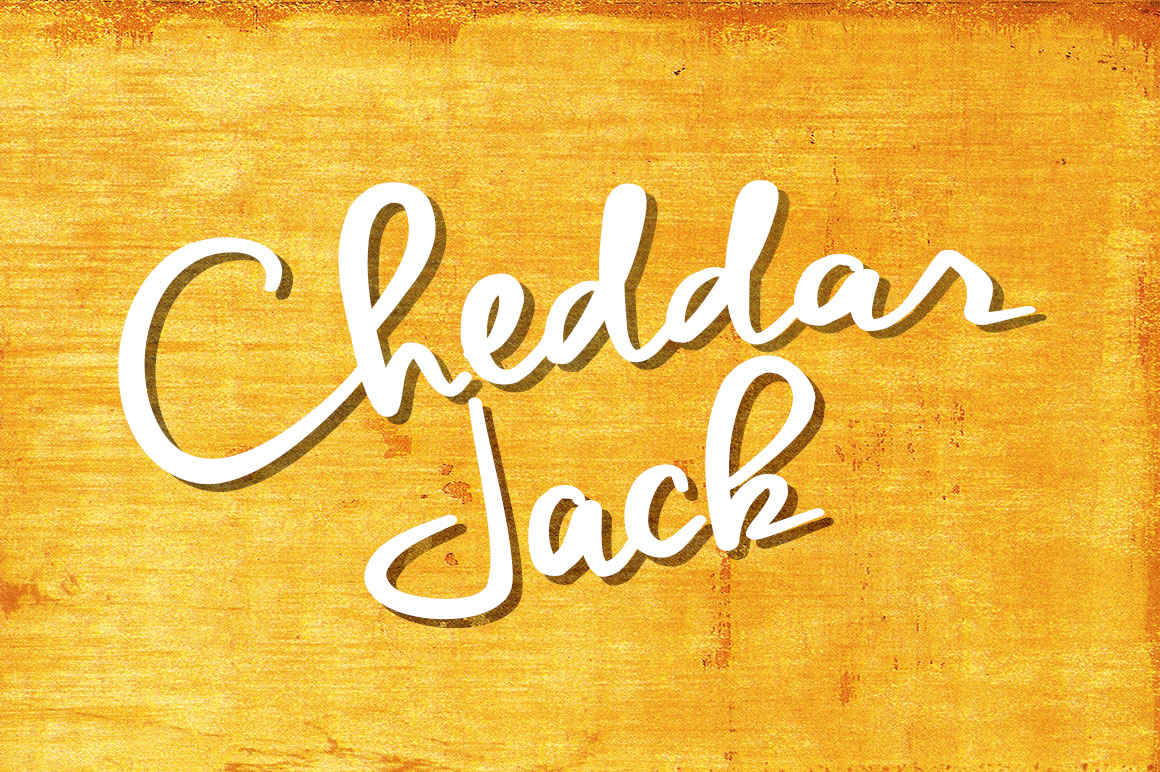 Cheddar Jack example image 1