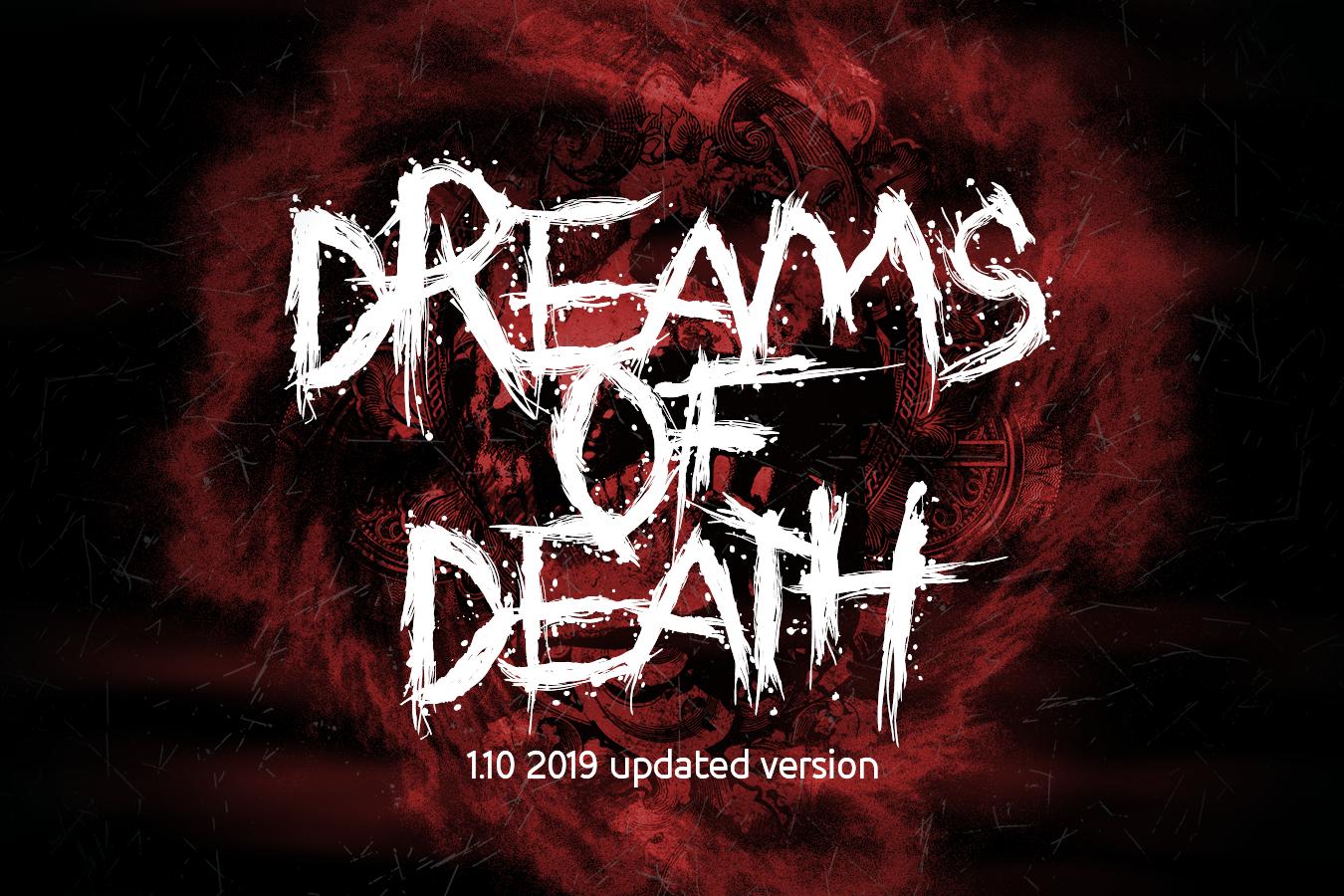 Dreams of death example image 1